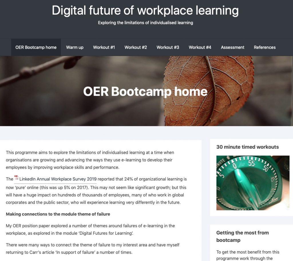 Angela Adams, Digital Future of Workplace Learning